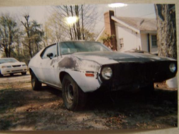 Another 72javelinn 1972 AMC Javelin post... - 5081950