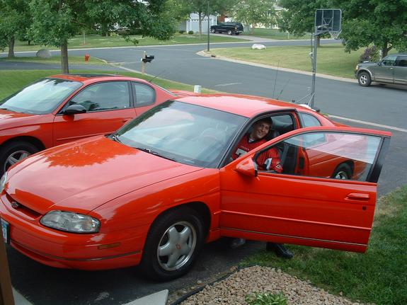z34 punk 1996 chevrolet monte carlo specs photos. Black Bedroom Furniture Sets. Home Design Ideas