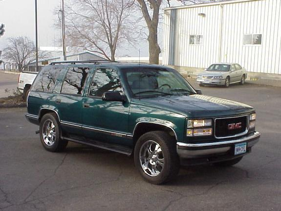 Another jstorm 1997 GMC Yukon post... - 5082720