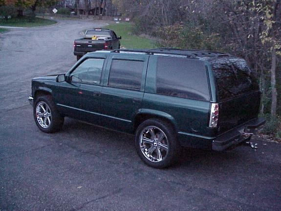 Another jstorm 1997 GMC Yukon post... - 5082723