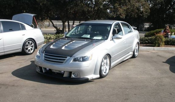 Another altimateone 2003 Nissan Altima post... - 5085184