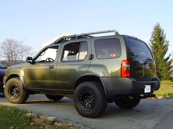 Xface 2003 Nissan Xterra Specs, Photos, Modification Info ...