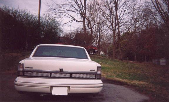 Cason1 1994 Lincoln Town Car Specs Photos Modification Info At