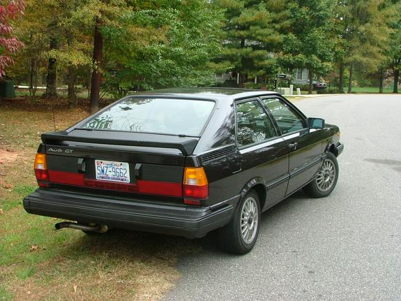 AudiGT7's 1983 Audi Coupe