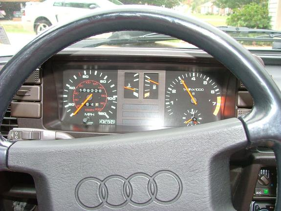 AudiGT7 1983 Audi Coupe 5087839
