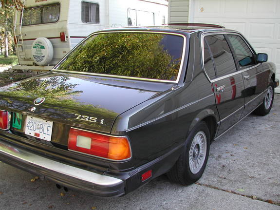 Leviman 1986 BMW 7 Series