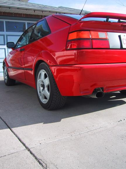 Another Daver_vr6 1993 Volkswagen Corrado post... - 5093233