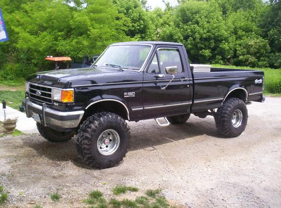 1989 Ford F 150 4x4 Front Axle Removal : Bigsexy ford f regular cab specs photos