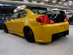 SXTPROJECTs 2002 Dodge Neon