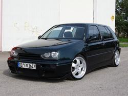 chanel1s 1998 Volkswagen Golf