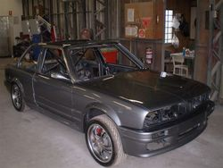 BMWTurbos 1985 BMW 3 Series