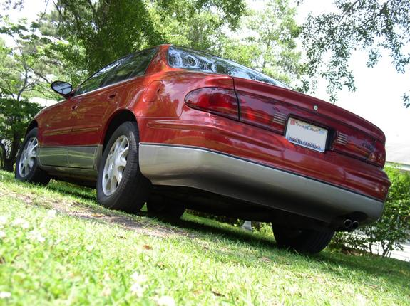 century limited 39 s 1997 buick regal in newport nc. Black Bedroom Furniture Sets. Home Design Ideas