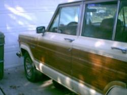 Buckeyewag86 1986 Jeep Grand Wagoneer