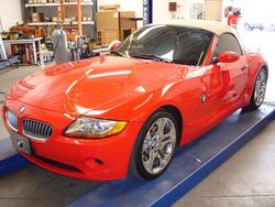 racenetwork 2004 BMW Z4