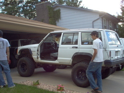 BCXJJEEPs 1992 Jeep Cherokee