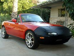 Charmomders 1994 Mazda Miata MX-5
