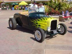 tymtrvr 1929 Ford Roadster