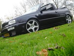 rudeboyzrides 1995 Volkswagen Cabrio
