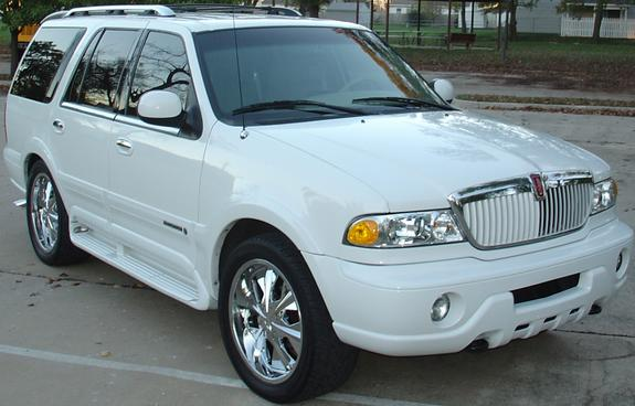 Jonema 1999 Lincoln Navigator Specs Photos Modification