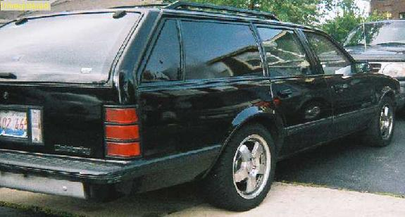 1990 chevy celebrity pictures