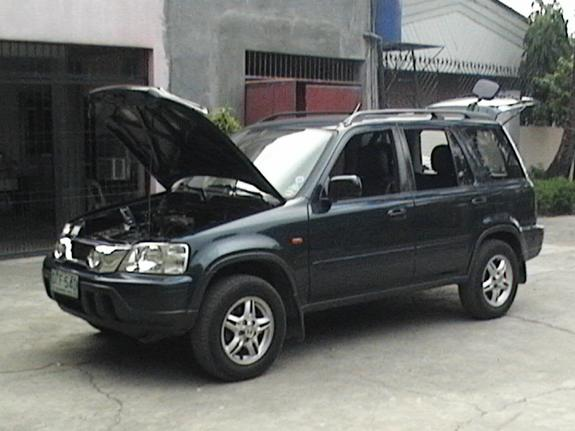 Another jorge_luis 1998 Honda CR-V post... - 5116812