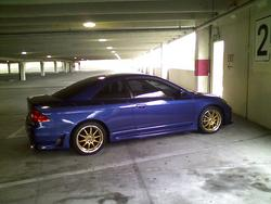 injen27s 2005 Honda Civic