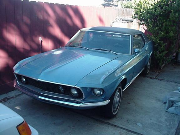 Another 69grandecj 1969 Ford Mustang post... - 5120906