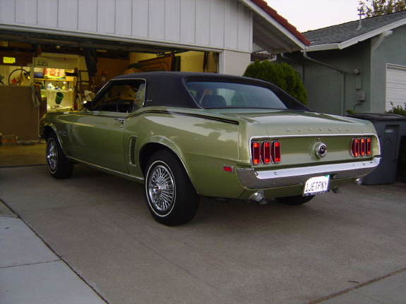 Another 69grandecj 1969 Ford Mustang post... - 5120947