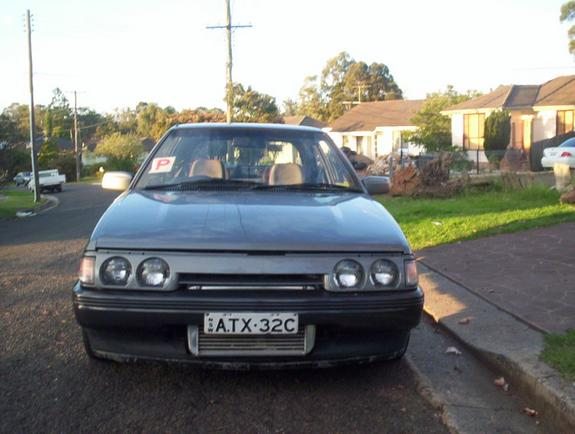 Another atx32c 1988 Ford Laser post... - 5121605