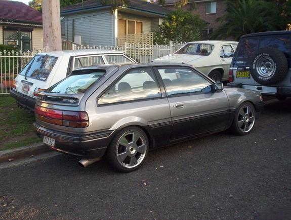 Another atx32c 1988 Ford Laser post... - 5121606