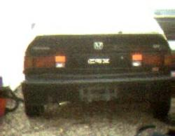 Another Barfunkle 1986 Honda CRX post... - 5121169