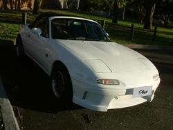 ahchans 1989 Mazda Miata MX-5