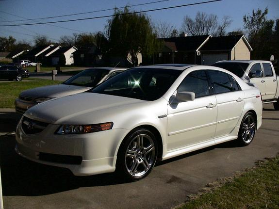echawaii 2005 acura tl specs photos modification info at cardomain