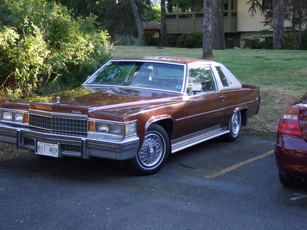 markparker 1978 Cadillac DeVille Specs, Photos, Modification Info at