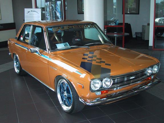 Another banzai_kid 1972 Datsun 510 post... - 5130466