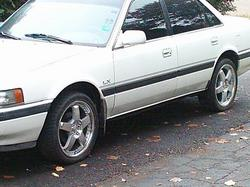 charlie1s 1991 Mazda 626