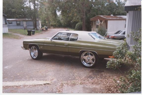 Another DonkRyder 1973 Chevrolet Impala post... - 5132446