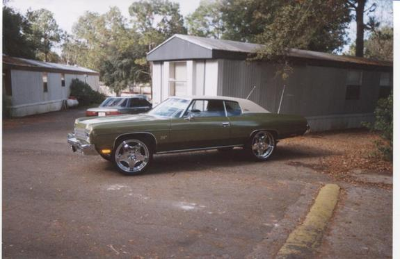 Another DonkRyder 1973 Chevrolet Impala post... - 5132447