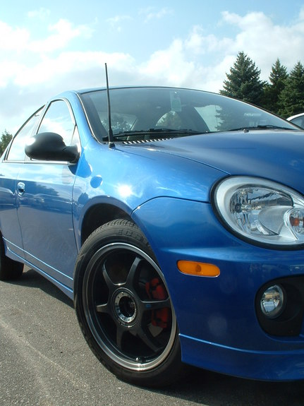 exportracing 2004 Dodge Neon