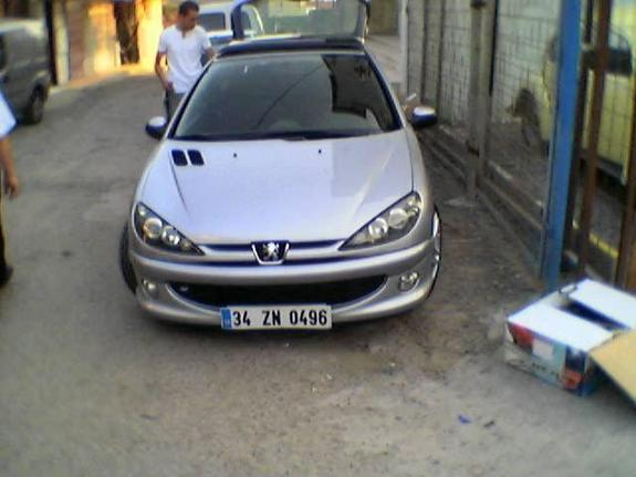 ahmetuygur 2000 peugeot 206 specs photos modification. Black Bedroom Furniture Sets. Home Design Ideas