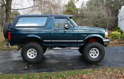 725630 1994 Ford Bronco
