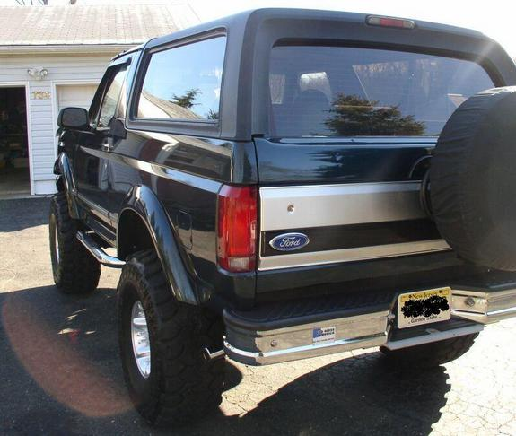Another stevef6691 1994 Ford Bronco post... - 5138222