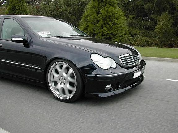 brabus w203 2001 mercedes benz c class specs photos modification info at cardomain. Black Bedroom Furniture Sets. Home Design Ideas