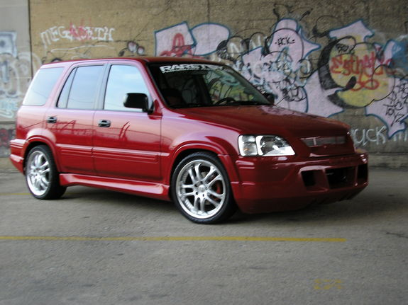 1997CRV 1997 Honda CR-V Specs, Photos, Modification Info ...
