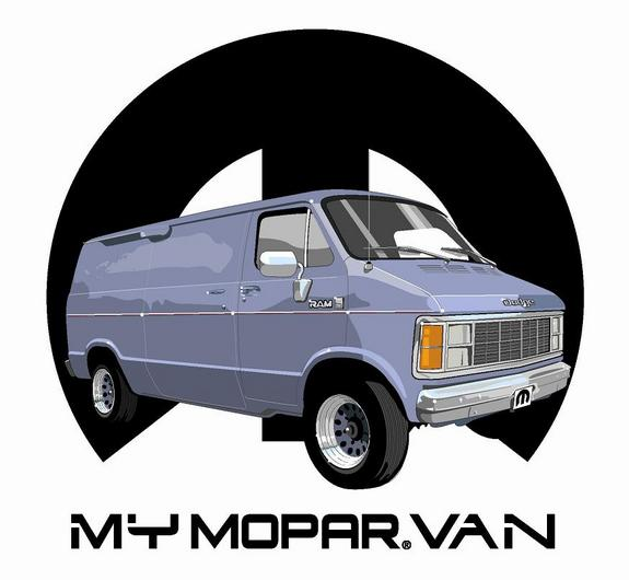 Chris's Mopar Musclevan