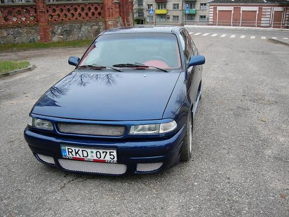 Another Lashas16v 1993 Opel Astra post... - 5142630