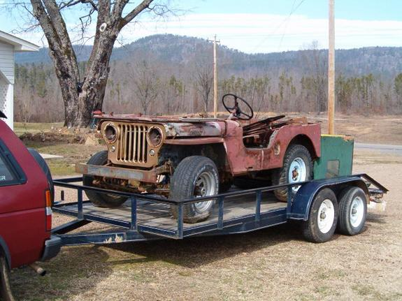 Another 8UP4JEEPS 1944 Jeep Liberty post... - 5145081