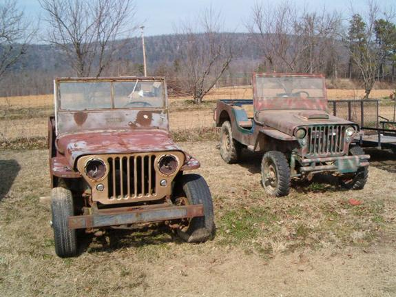 Another 8UP4JEEPS 1944 Jeep Liberty post... - 5145082