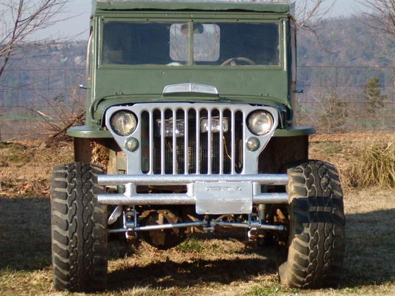 Another 8UP4JEEPS 1944 Jeep Liberty post... - 5145089