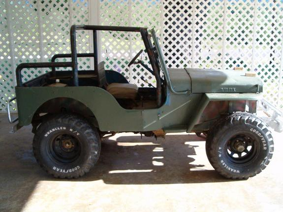 Another 8UP4JEEPS 1944 Jeep Liberty post... - 5145095